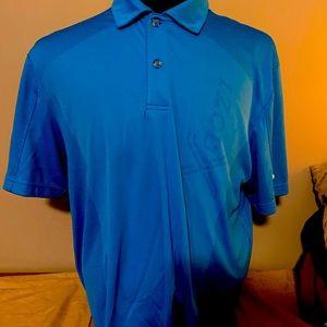 Men's NWT IZod cool tech golf shirt.